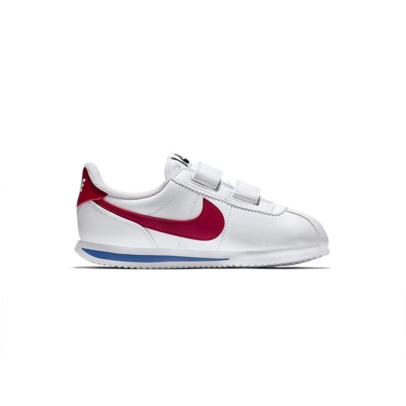 Nike Basic Cortez Basic Nike Sl Psv Blanc 8Qmshf 45a63c