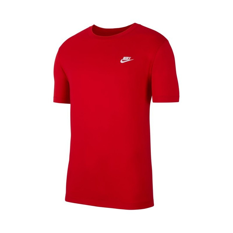 t-shirt nike rouge femme
