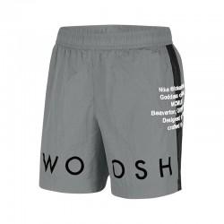SHORT NIKE SWOOSH / GRIS