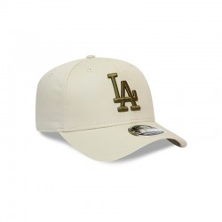 CASQUETTE NEW ERA STRETCH SNAP 950 LOS ANGELES LAKERS / BEIGE