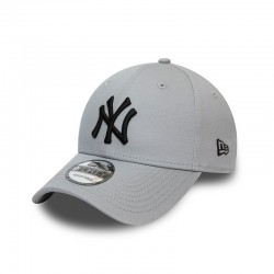 CASQUETTE NEW ERA COLOUR ESSENTIAL 9FORTY NEW YORK YANKEES / GRIS